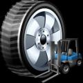 Индустриални гуми